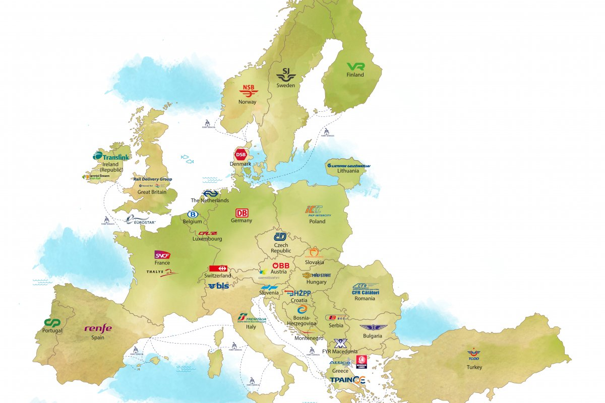 Eurail Pass | All Passes & Train Reservations - HappyRail
