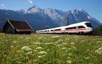 Trains Munich to Zurich