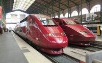 Trains Paris to Rotterdam