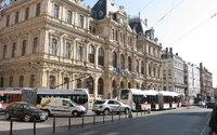 Lyon by train
