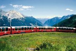 Swiss Travel Pass Aaneengesloten