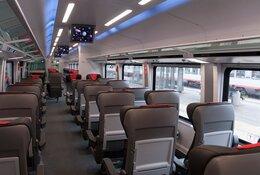 Treinen München naar Wenen