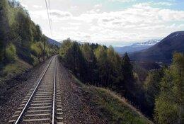 Trains Trondheim to Oslo