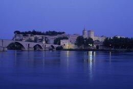 Avignon by Train