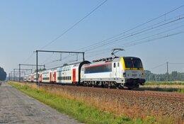 Trains Brussels to Bruges