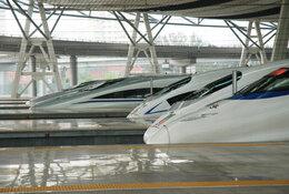 China by train