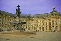 Trein Bordeaux