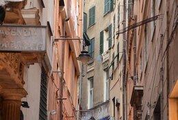 Genoa by Train