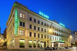 Hotel near the railway station