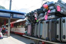 Groepsreizen per trein