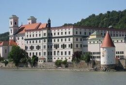 Passau by train