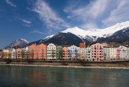 Innsbruck by Train