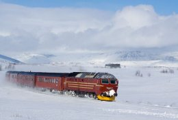 Local trains Norway