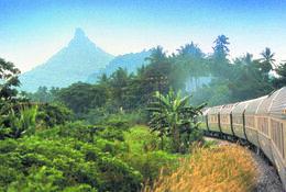 Malaysia by train