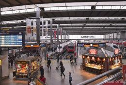 Munich by Train