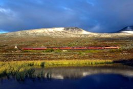 Norway by train