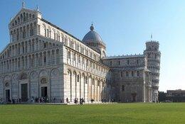 Pisa by Train