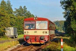 Regional Trains Czech Republic
