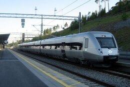 Regionale trein Zweden