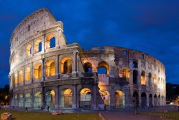 Rome by Train