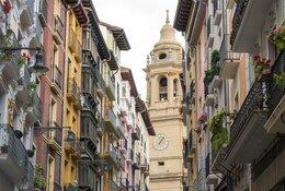 Santiago de Compostela by Train