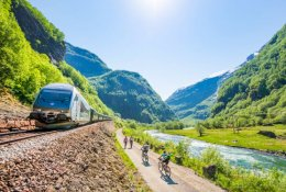 Trains to Flam