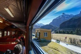 Trains to Myrdal