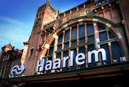 Haarlem by train