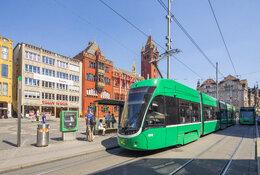 Openbaar vervoer in steden