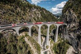 Scenic Train Routes