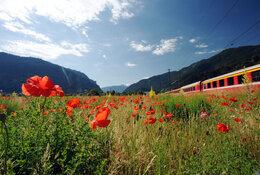 Eurail Switzerland-Italy