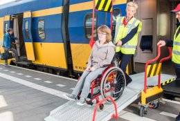 Traveling with a functional disability