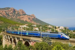 Trains Marseille to Nice