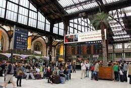 Trains Marseille to Montpellier