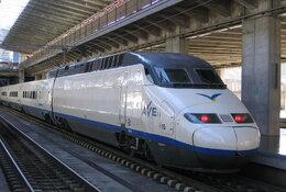 Trains Seville to Cordoba