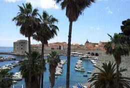 Dubrovnik by train