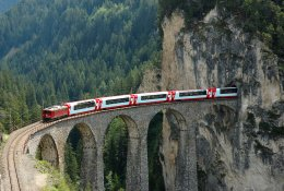 Train Tickets Switzerland