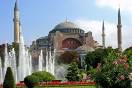 Istanbul by train