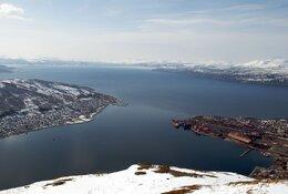 Narvik per trein