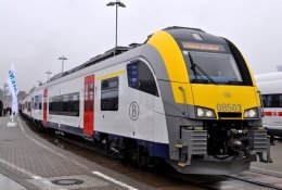 Belgian Trains