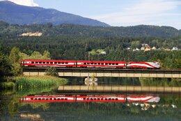 Trein Wenen naar Salzburg