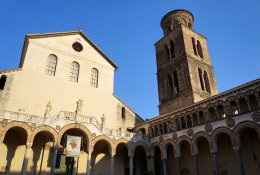 Train Rome to Salerno (Amalfi)