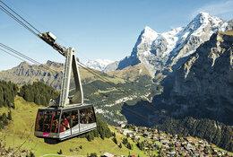 Berner Oberland Pass