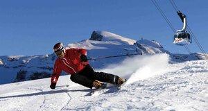Alpen Express - Wintersporttrein Oostenrijk