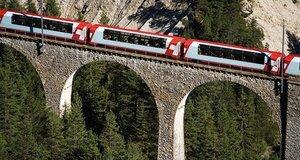 Treinreizen in Zwitserland - Rondreizen - Glacier Express