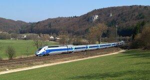 Frankreich Züge