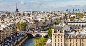 Trein naar Parijs - Stedentrips - Trein en Hotel