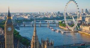 Treintickets Londen - Stedentrip - Trein en Hotel