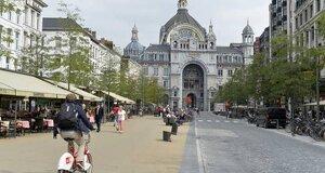 Belgien Züge