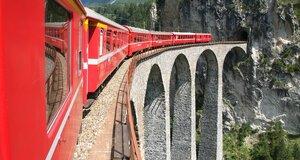 Train Tickets Switzerland - All Train Travel
